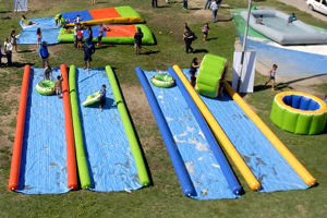 Ary Jump Juegos Acuaticos Inflables Chile